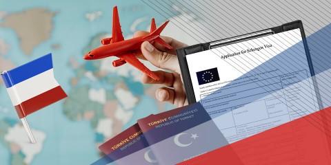 Fransa Uçak Bileti Rezervasyonu