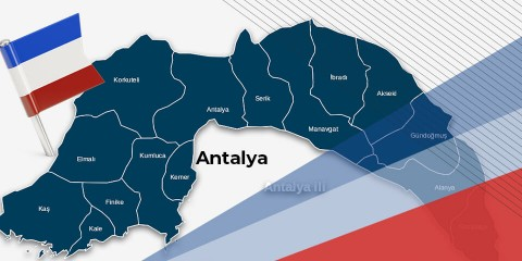 Fransa Fahri Konsolosluğu Antalya