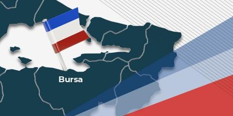 Fransa Fahri Konsolosluğu Bursa