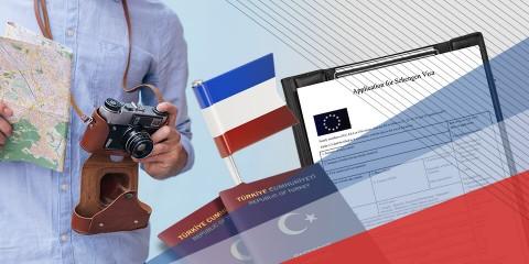 Fransa Turistik Vizesi Hakkında