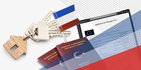 Fransa Oturum İzni Vizesi